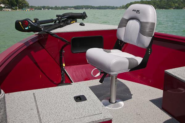 2014 Polar Kraft boat for sale, model of the boat is Classic 156 SC & Image # 3 of 8