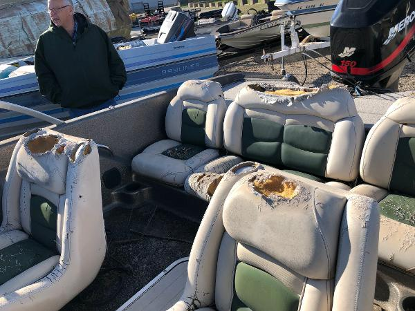 1998 Tracker Boats boat for sale, model of the boat is Nitro 185 Sport & Image # 3 of 6