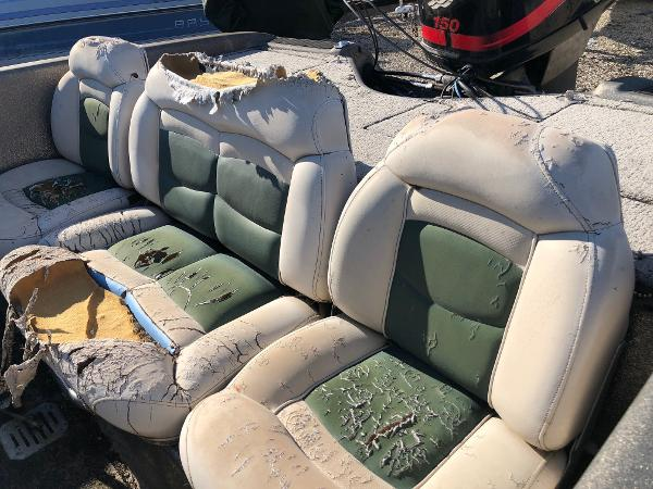 1998 Tracker Boats boat for sale, model of the boat is Nitro 185 Sport & Image # 5 of 6