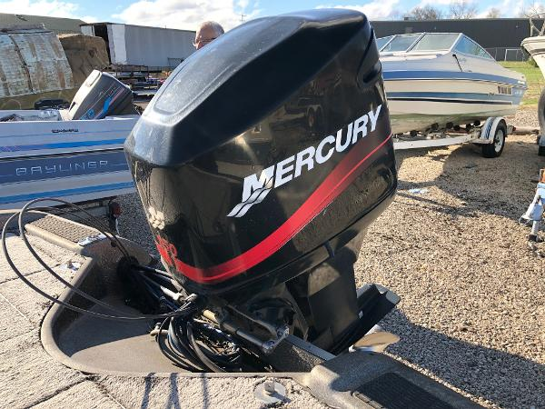 1998 Tracker Boats boat for sale, model of the boat is Nitro 185 Sport & Image # 1 of 6