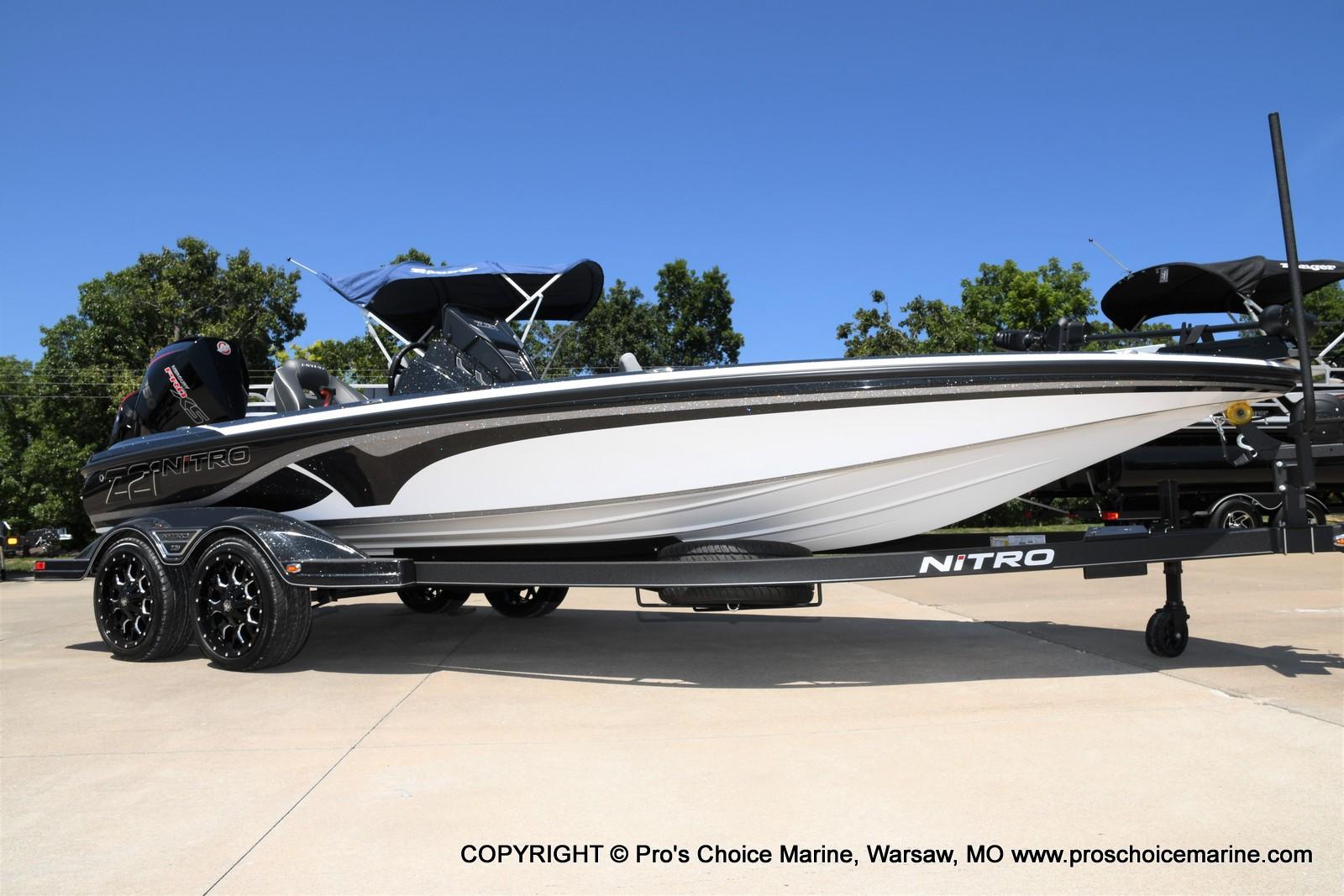2021 NITRO Z21 for sale