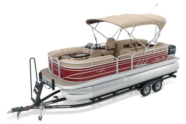 2021 Sun Tracker boat for sale, model of the boat is PARTY BARGE® 22 XP3 & Image # 29 of 30