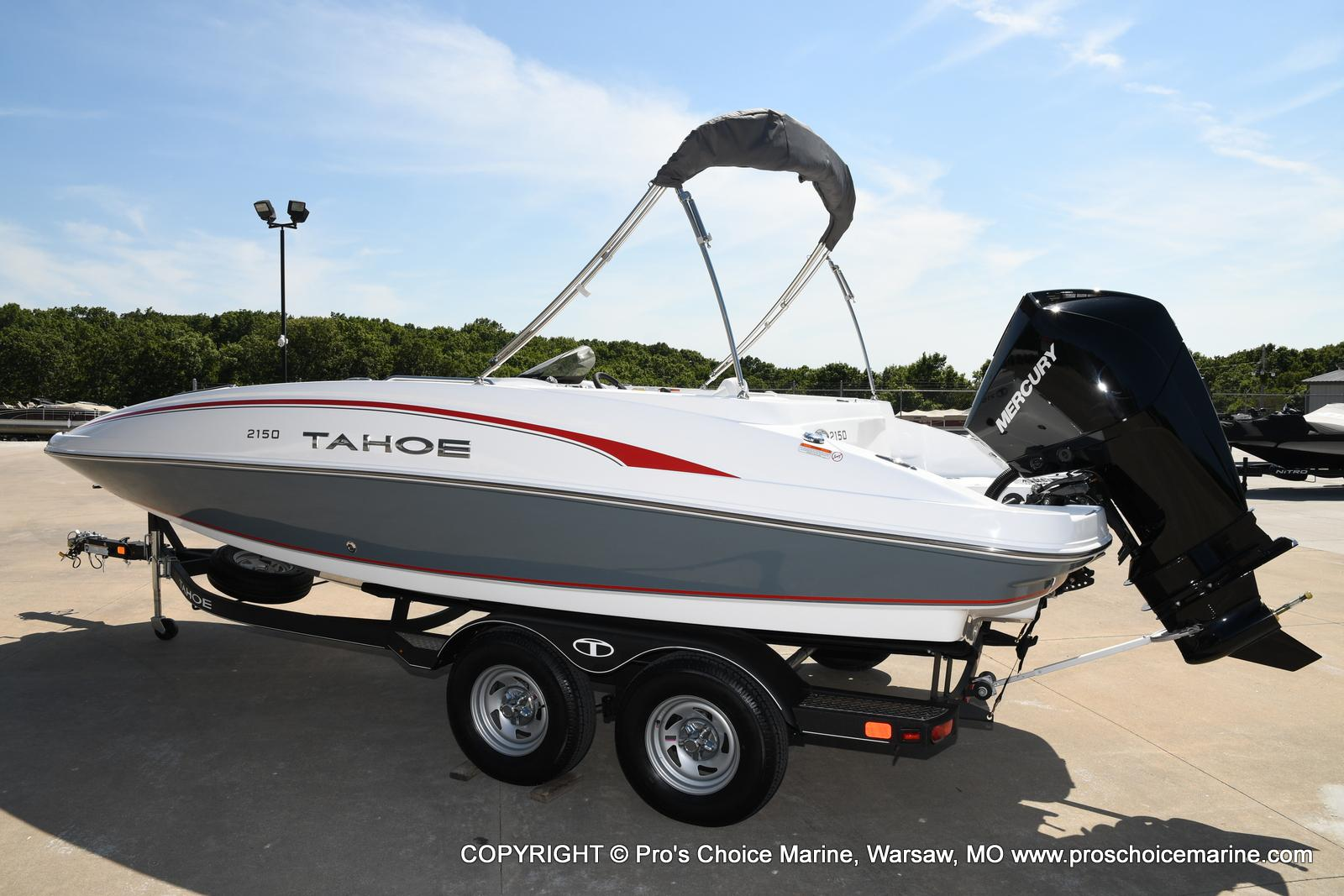 2021 Tahoe boat for sale, model of the boat is 2150 & Image # 27 of 50