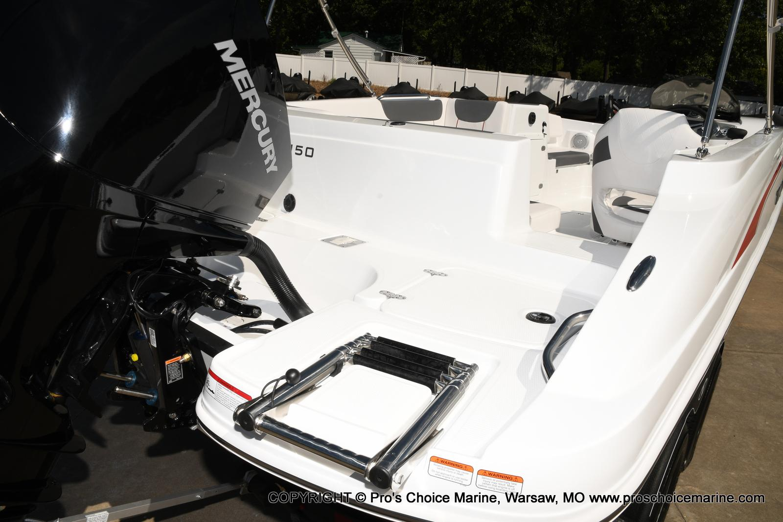 2021 Tahoe boat for sale, model of the boat is 2150 & Image # 3 of 50