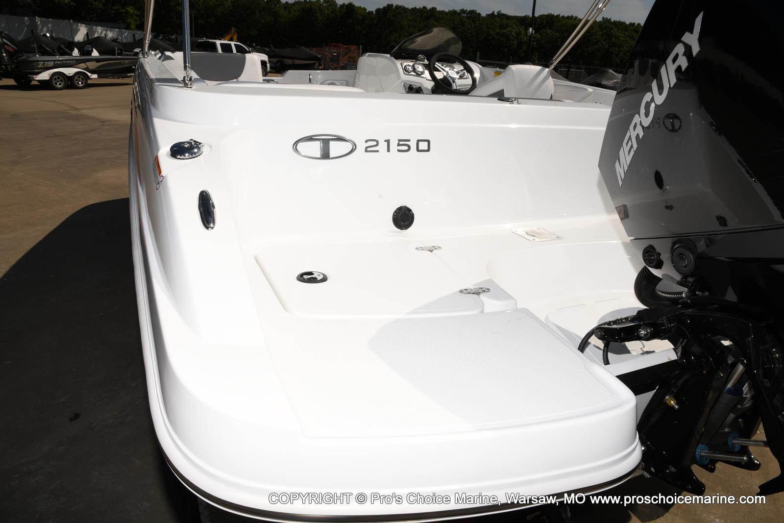 2021 Tahoe boat for sale, model of the boat is 2150 & Image # 4 of 50