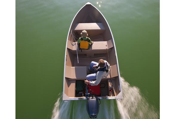 2015 Polar Kraft boat for sale, model of the boat is Dakota V 1460 & Image # 2 of 3