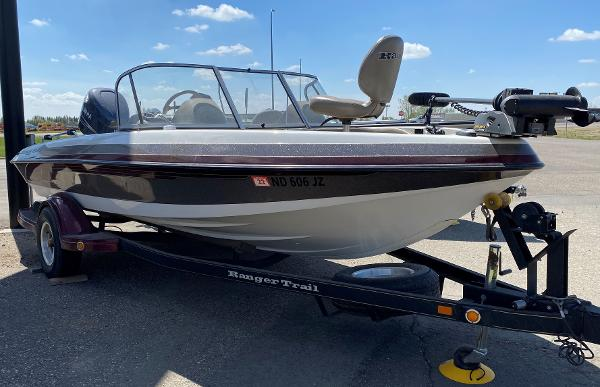 2006 Ranger Boats boat for sale, model of the boat is Reata 1850VS & Image # 2 of 12