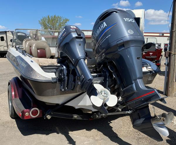 2006 Ranger Boats boat for sale, model of the boat is Reata 1850VS & Image # 3 of 12