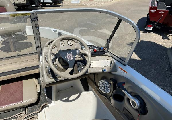 2006 Ranger Boats boat for sale, model of the boat is Reata 1850VS & Image # 11 of 12