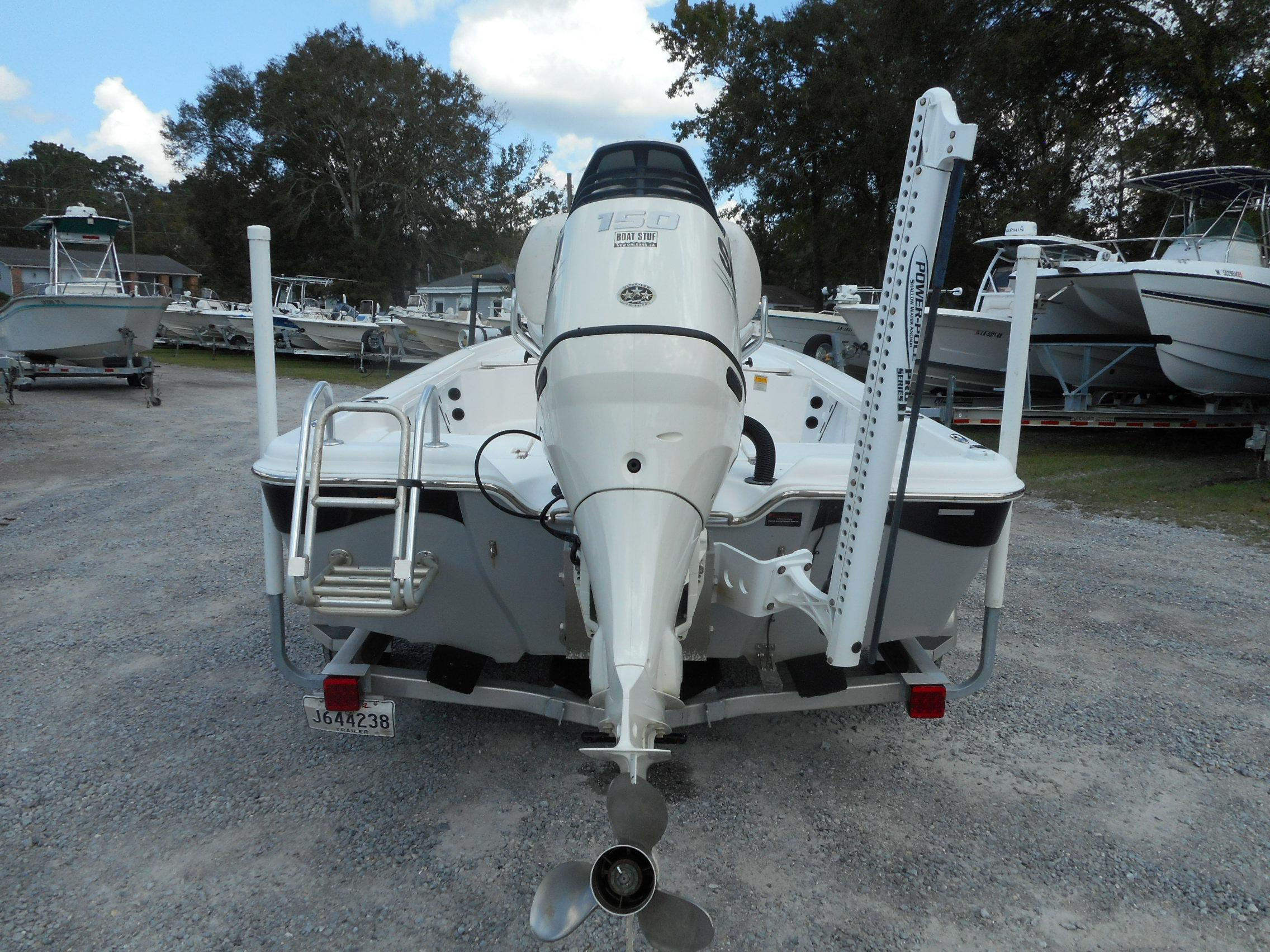 Used  2018 20' Blue Wave 2000 Pure Bay Bay Boat in Slidell, Louisiana
