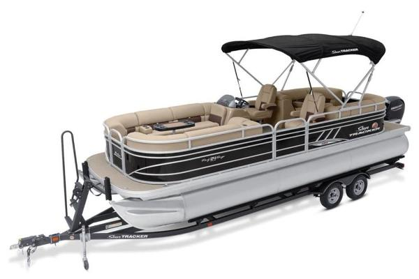 2021 Sun Tracker boat for sale, model of the boat is PARTY BARGE® 24 XP3 & Image # 31 of 31