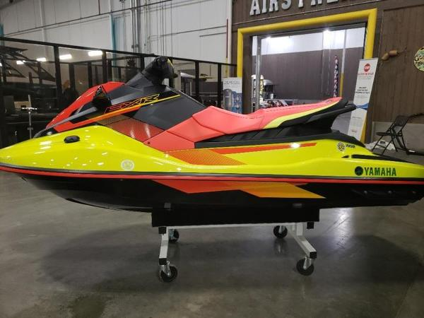 2021 Yamaha WaveRunner EXR