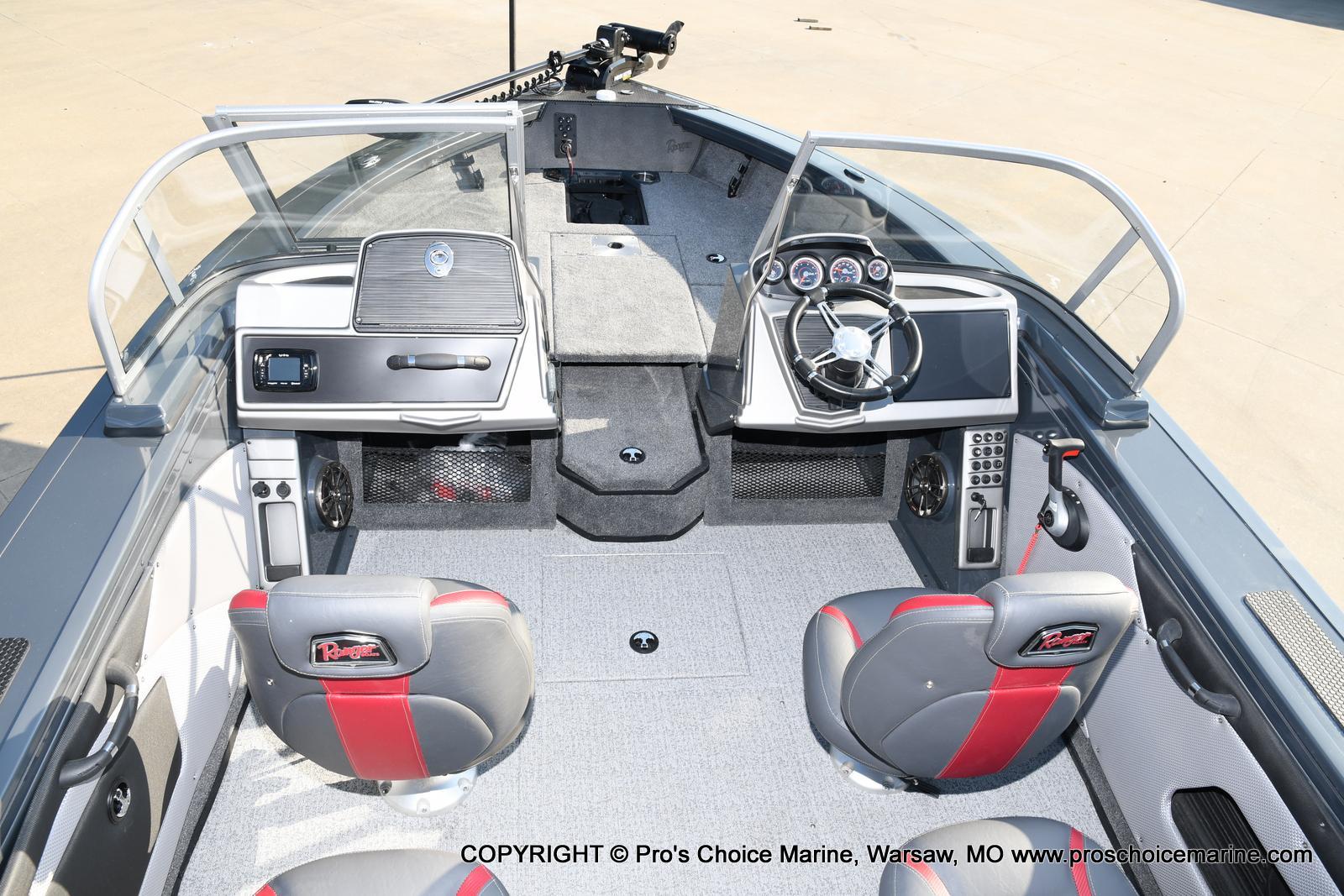 2021 Ranger Boats boat for sale, model of the boat is VX1888 WT w/150HP Pro-XS 4 Stroke & Image # 16 of 50