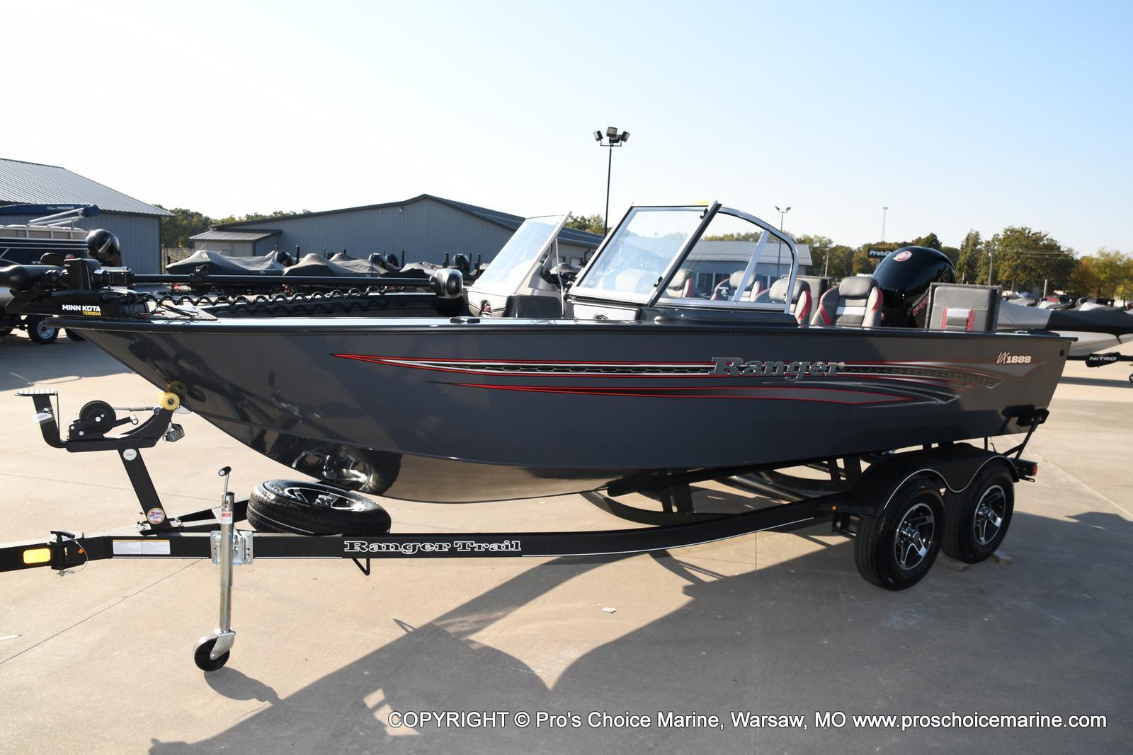 2021 Ranger Boats boat for sale, model of the boat is VX1888 WT w/150HP Pro-XS 4 Stroke & Image # 5 of 50