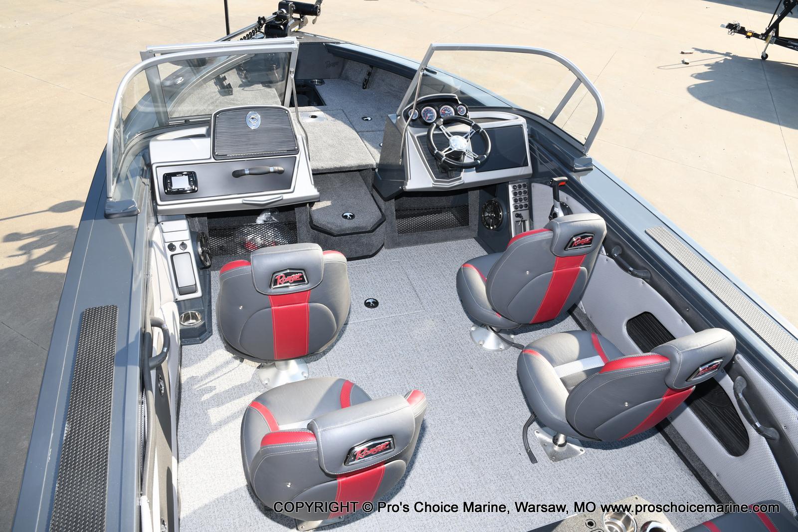 2021 Ranger Boats boat for sale, model of the boat is VX1888 WT w/150HP Pro-XS 4 Stroke & Image # 29 of 50