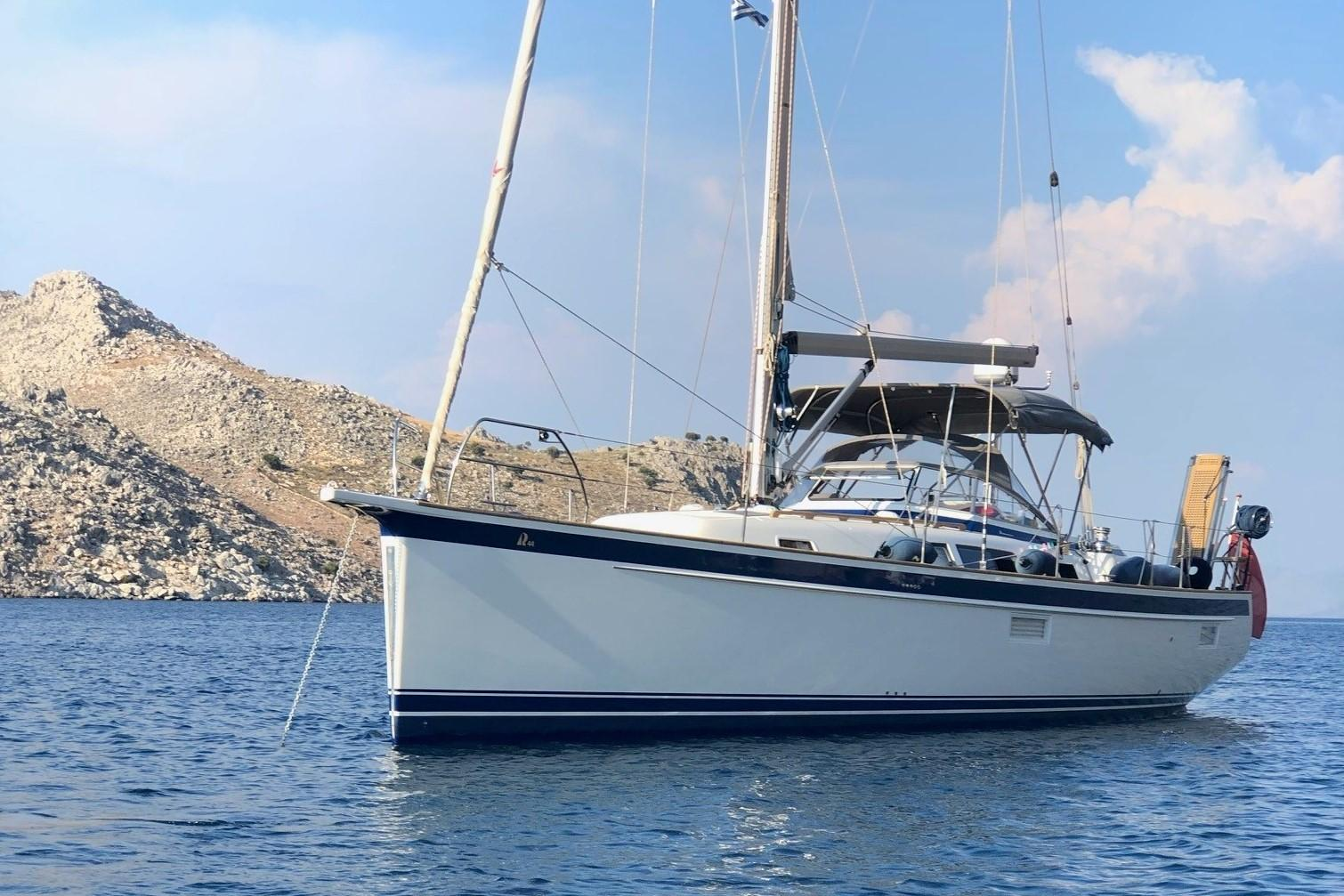 Hallberg-Rassy 44 for sale