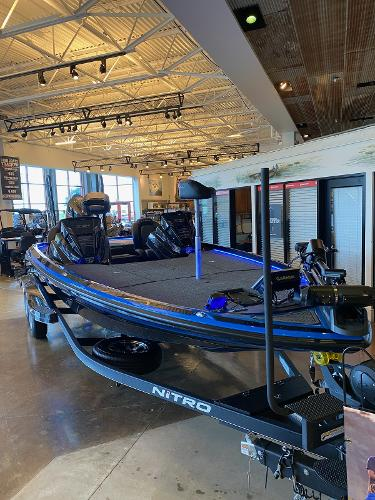 2021 Nitro boat for sale, model of the boat is Z21 & Image # 2 of 38