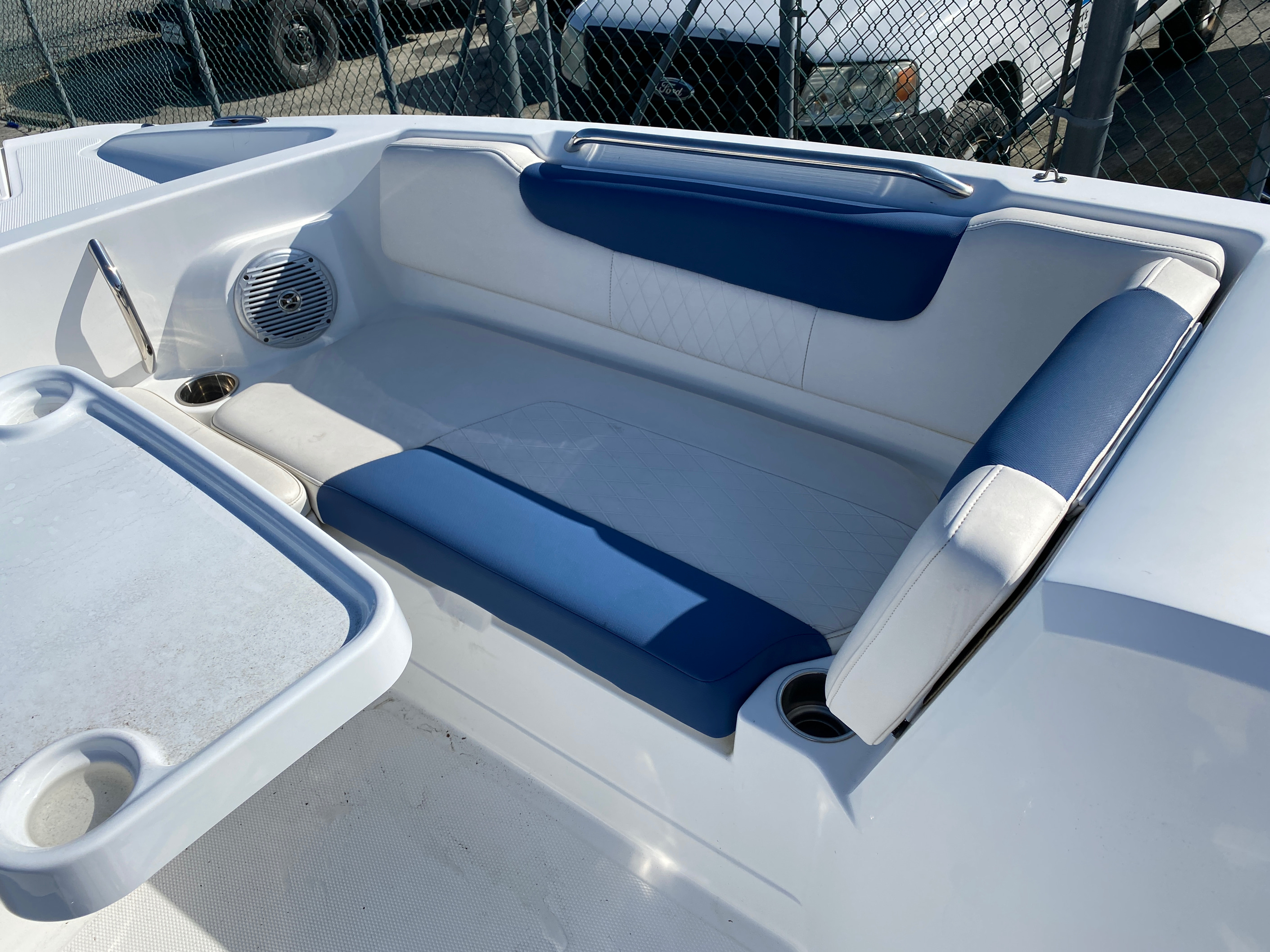 2017 Tahoe boat for sale, model of the boat is 2150 & Image # 2 of 12