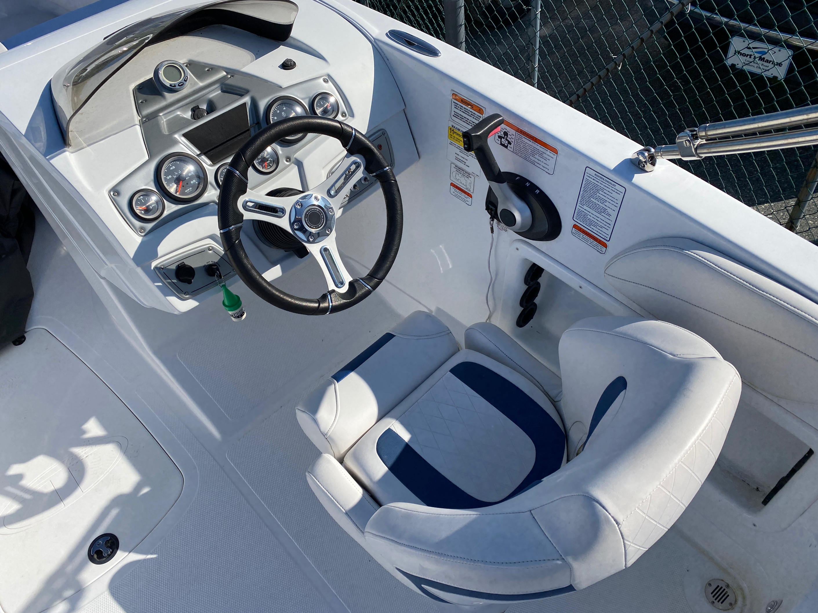 2017 Tahoe boat for sale, model of the boat is 2150 & Image # 10 of 12