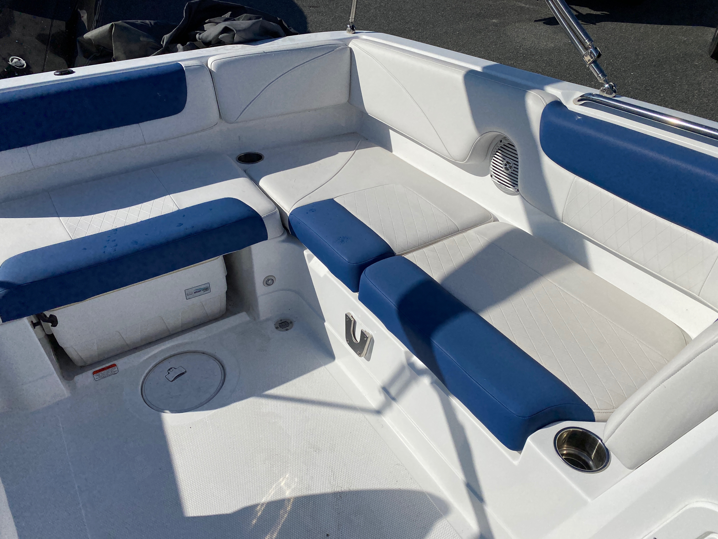 2017 Tahoe boat for sale, model of the boat is 2150 & Image # 7 of 12