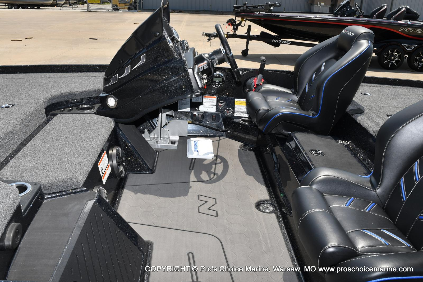 2022 Nitro boat for sale, model of the boat is Z20 PRO PACKAGE & Image # 19 of 50
