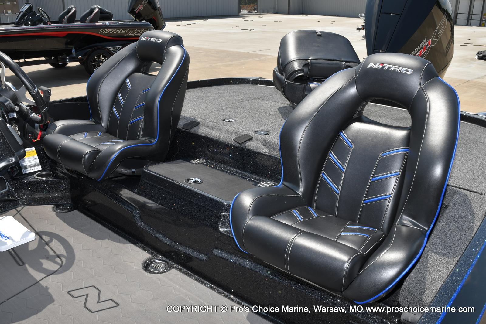 2022 Nitro boat for sale, model of the boat is Z20 PRO PACKAGE & Image # 20 of 50