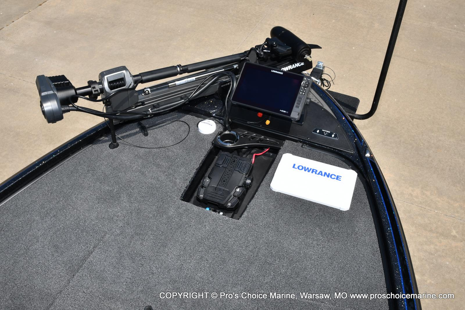 2022 Nitro boat for sale, model of the boat is Z20 PRO PACKAGE & Image # 23 of 50