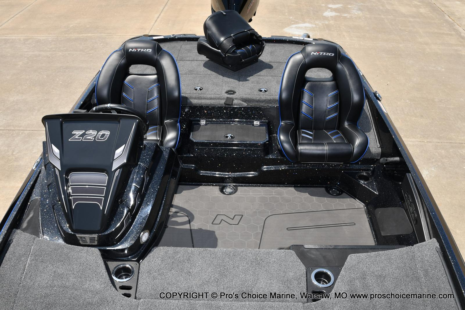 2022 Nitro boat for sale, model of the boat is Z20 PRO PACKAGE & Image # 24 of 50