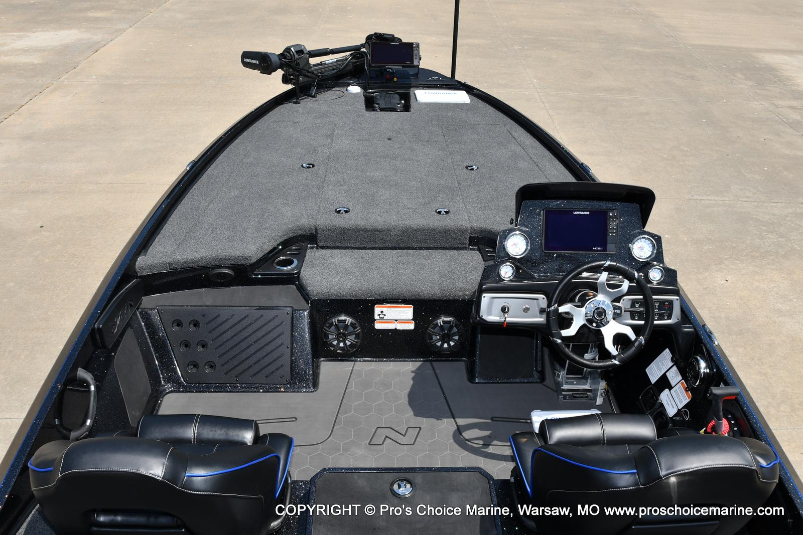 2022 Nitro boat for sale, model of the boat is Z20 PRO PACKAGE & Image # 33 of 50