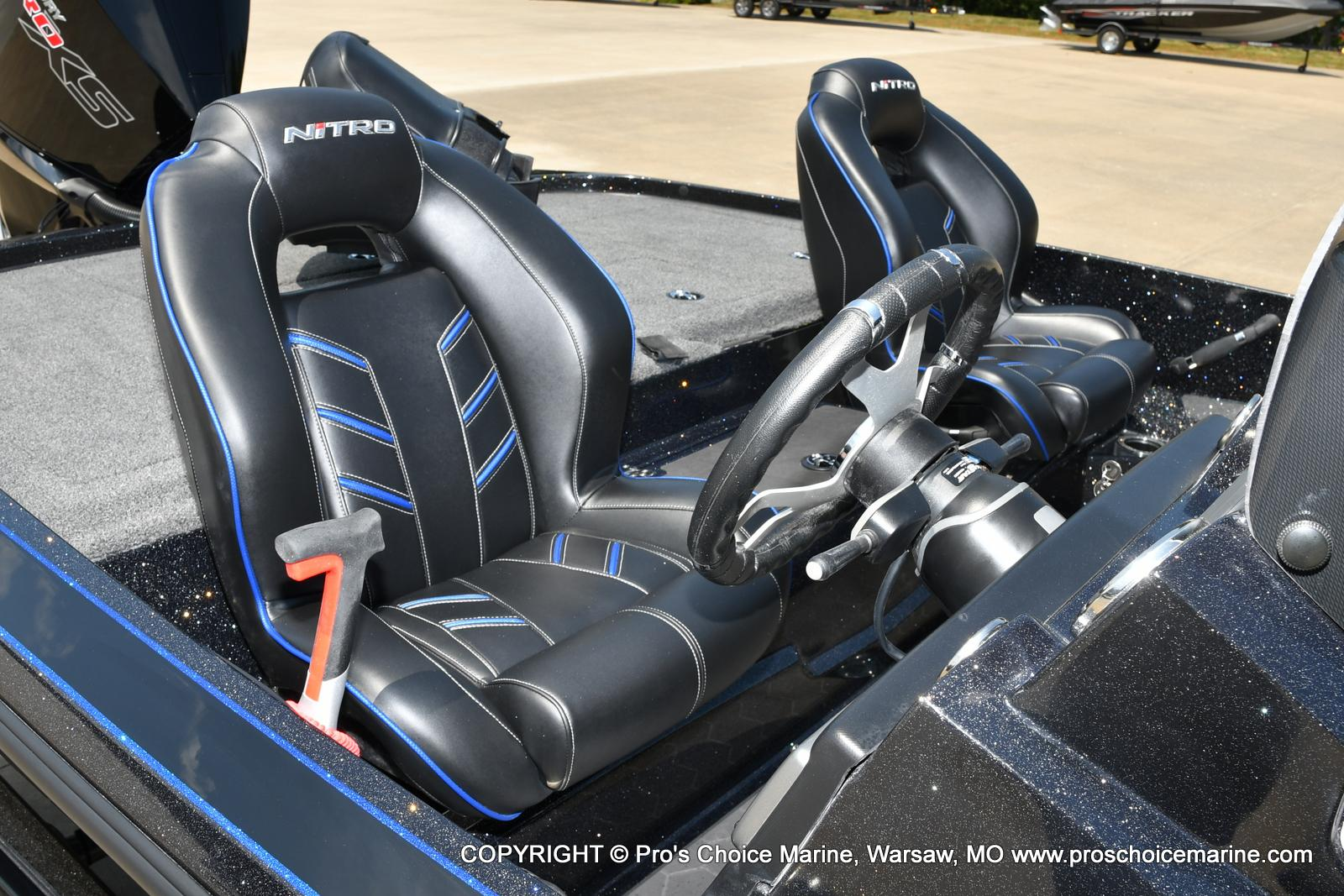 2022 Nitro boat for sale, model of the boat is Z20 PRO PACKAGE & Image # 44 of 50