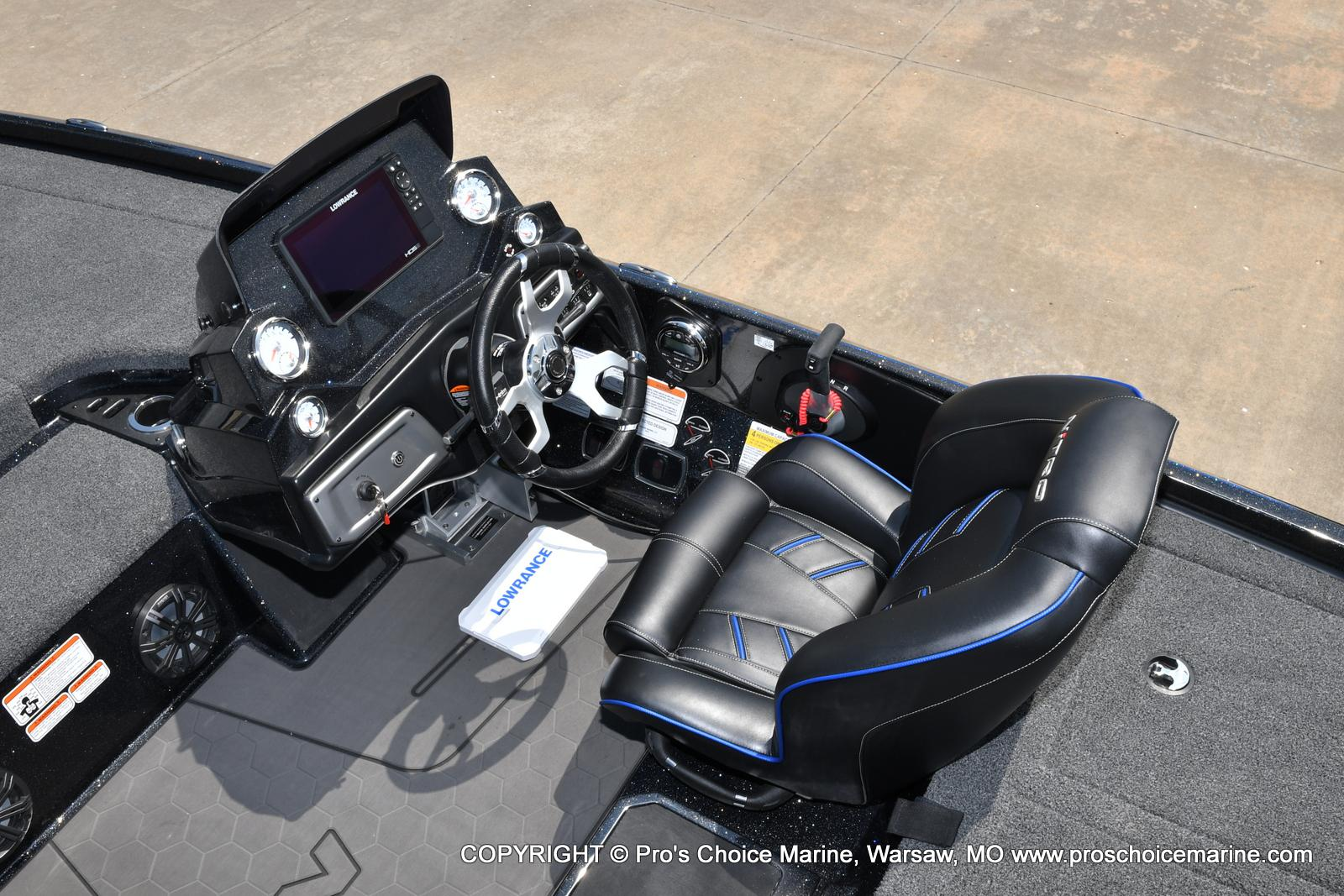 2022 Nitro boat for sale, model of the boat is Z20 PRO PACKAGE & Image # 45 of 50