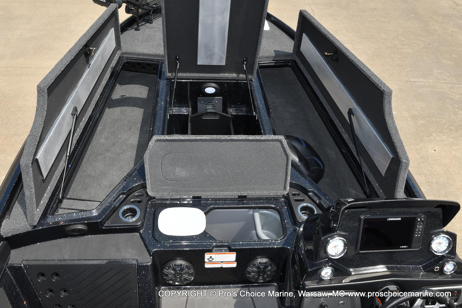 2022 Nitro boat for sale, model of the boat is Z20 PRO PACKAGE & Image # 48 of 50