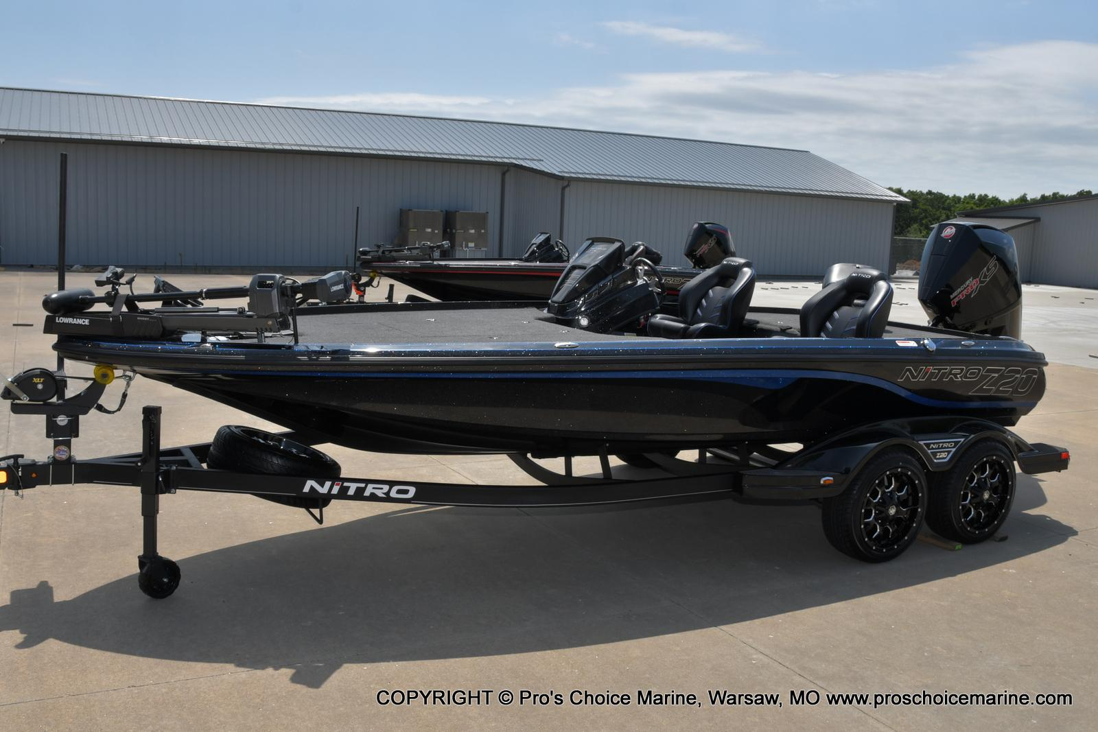2022 Nitro boat for sale, model of the boat is Z20 PRO PACKAGE & Image # 5 of 50
