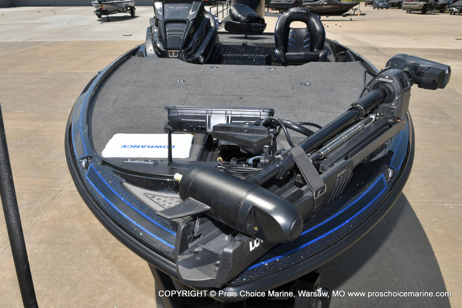 2022 Nitro boat for sale, model of the boat is Z20 PRO PACKAGE & Image # 7 of 50