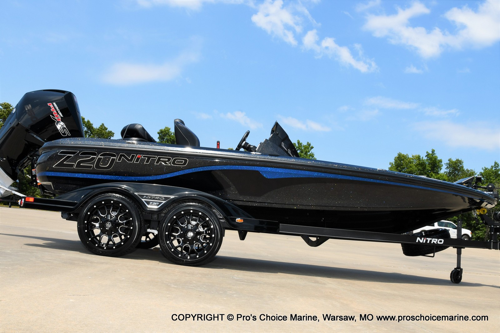 2022 Nitro boat for sale, model of the boat is Z20 PRO PACKAGE & Image # 28 of 50