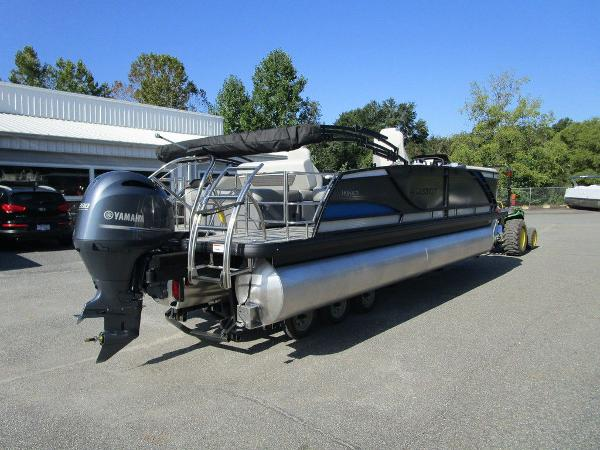 2021 Godfrey Pontoon boat for sale, model of the boat is Monaco 235 SFL GTP 27 in. & Image # 3 of 32