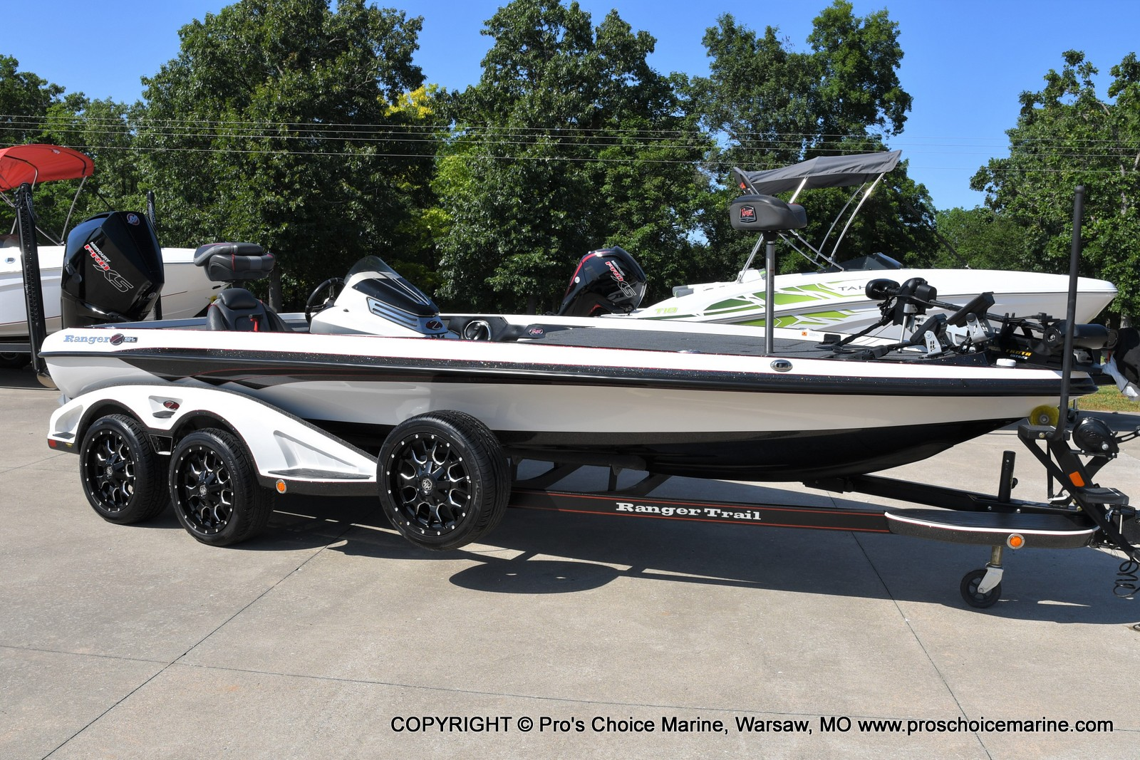 2019 Ranger Boats boat for sale, model of the boat is Z521C Ranger Cup Equipped & Image # 1 of 50