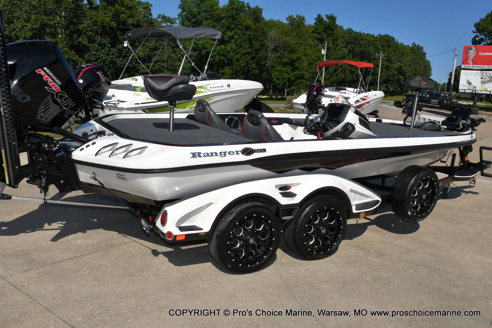 2019 Ranger Boats boat for sale, model of the boat is Z521C Ranger Cup Equipped & Image # 3 of 50
