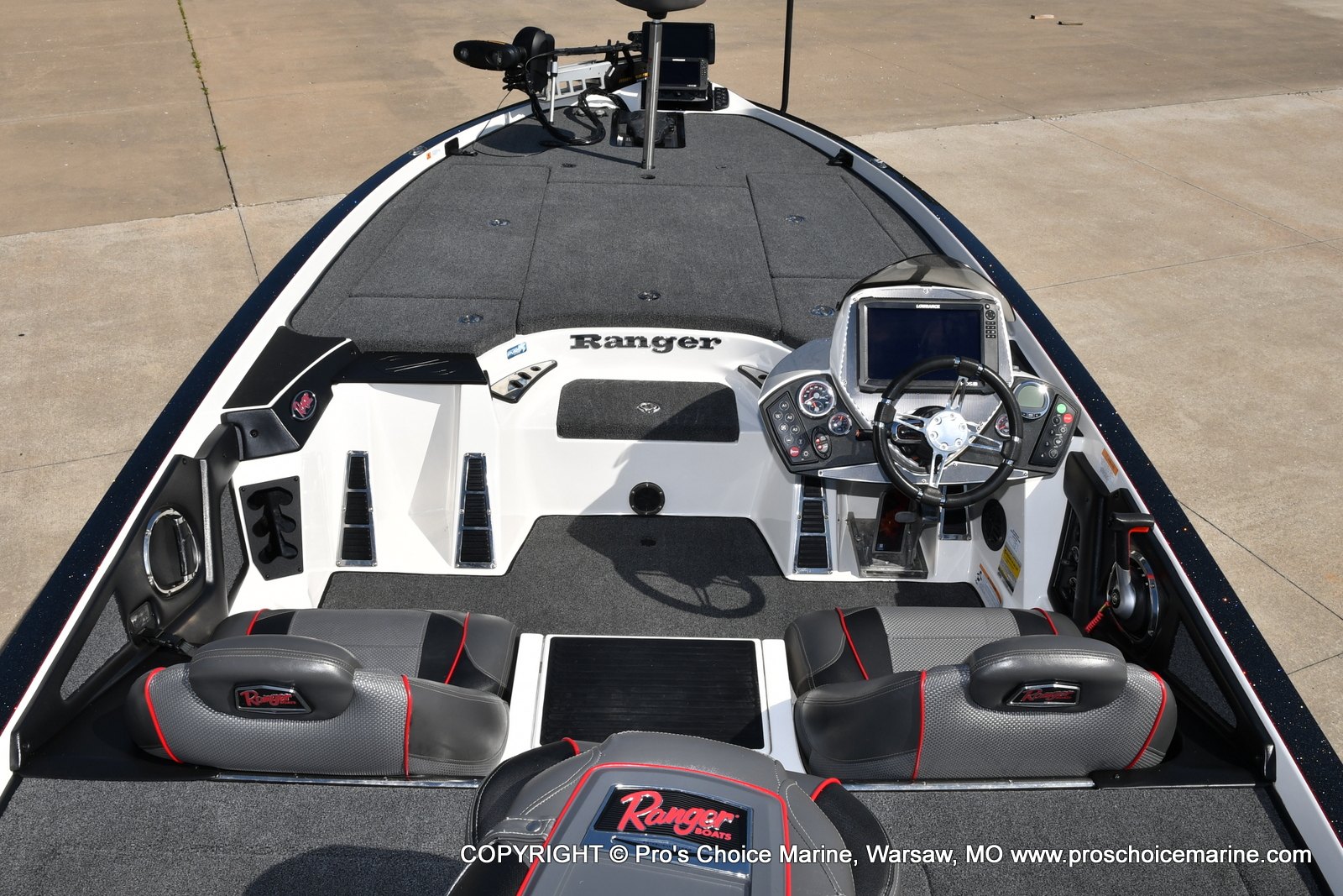 2019 Ranger Boats boat for sale, model of the boat is Z521C Ranger Cup Equipped & Image # 20 of 50