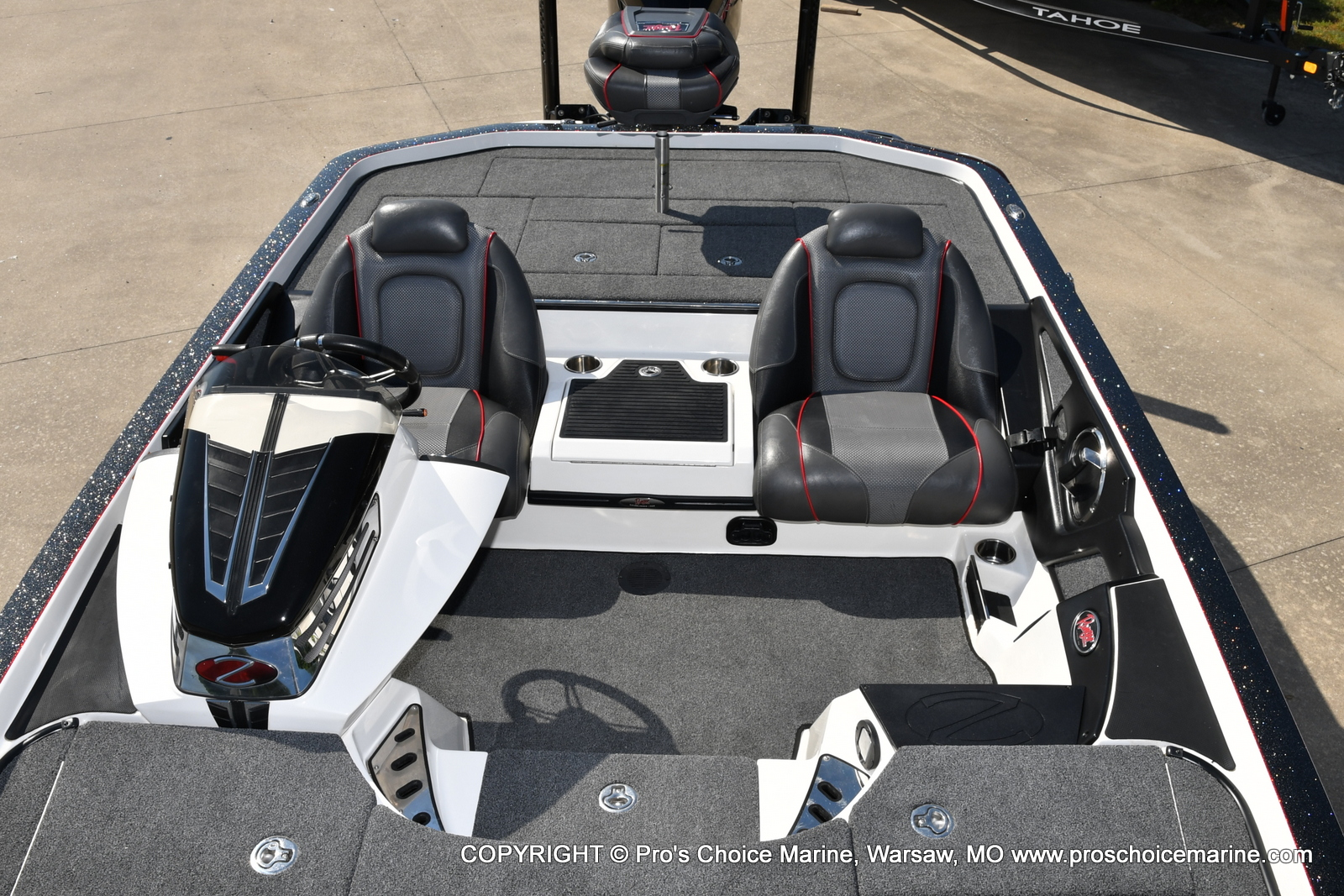 2019 Ranger Boats boat for sale, model of the boat is Z521C Ranger Cup Equipped & Image # 23 of 50