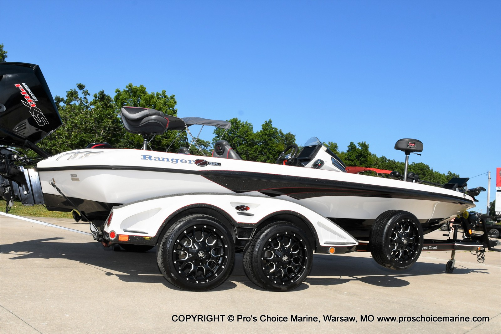 2019 Ranger Boats boat for sale, model of the boat is Z521C Ranger Cup Equipped & Image # 29 of 50
