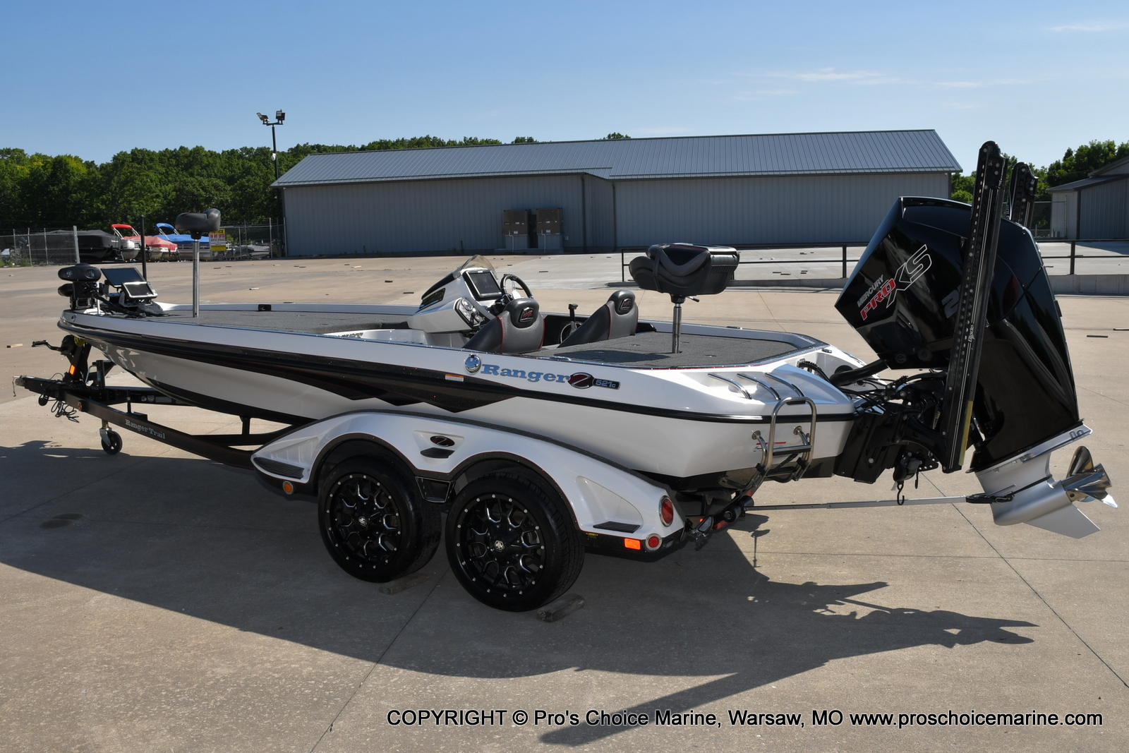 2019 Ranger Boats boat for sale, model of the boat is Z521C Ranger Cup Equipped & Image # 30 of 50