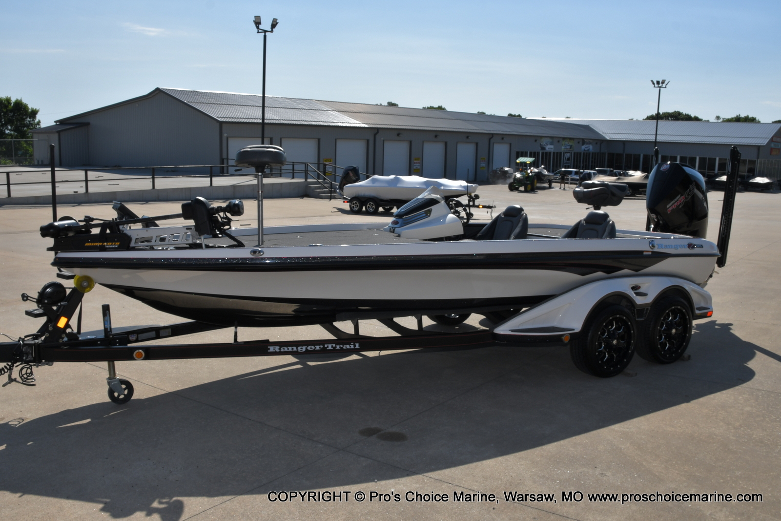 2019 Ranger Boats boat for sale, model of the boat is Z521C Ranger Cup Equipped & Image # 31 of 50