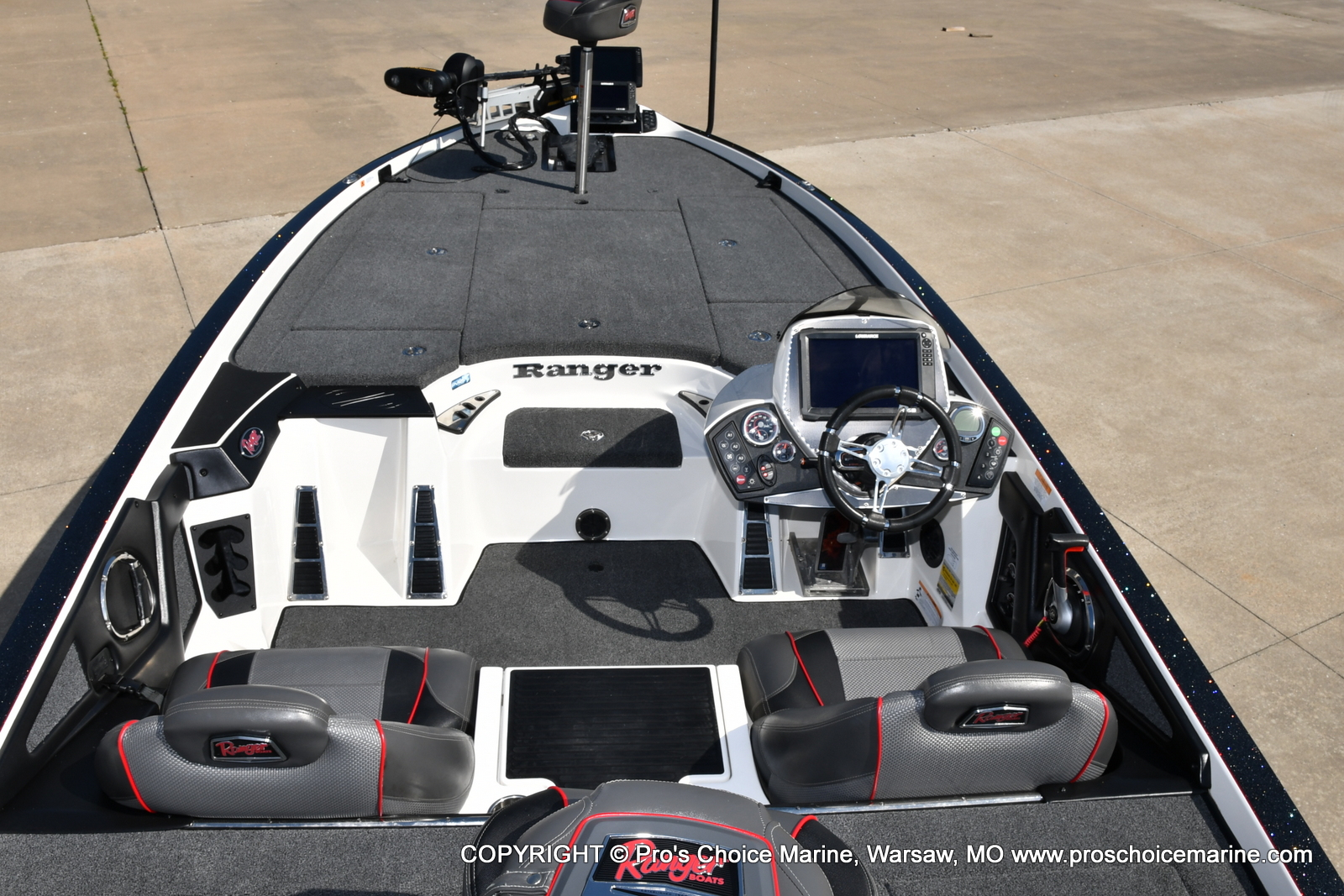 2019 Ranger Boats boat for sale, model of the boat is Z521C Ranger Cup Equipped & Image # 35 of 50