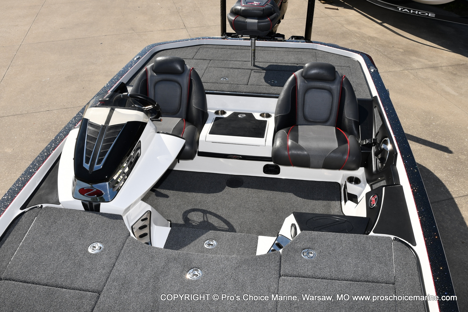 2019 Ranger Boats boat for sale, model of the boat is Z521C Ranger Cup Equipped & Image # 37 of 50