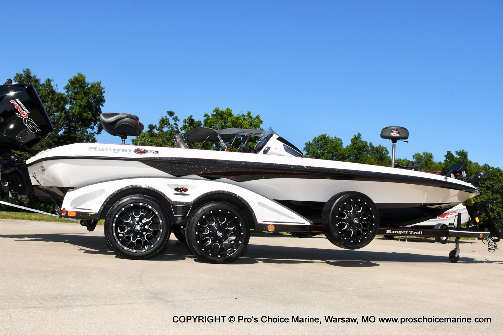 2019 Ranger Boats boat for sale, model of the boat is Z521C Ranger Cup Equipped & Image # 43 of 50