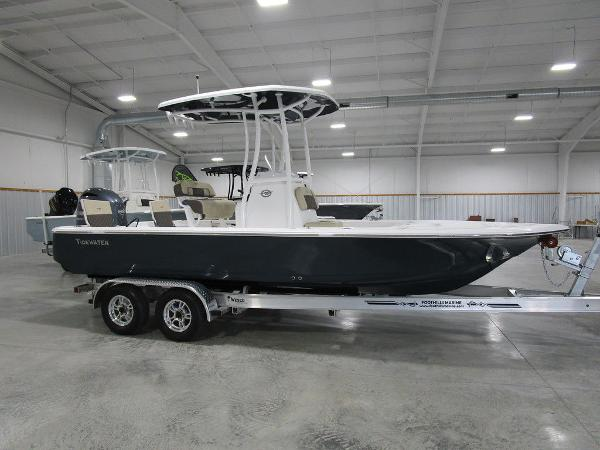 2021 Tidewater boat for sale, model of the boat is 2110 Bay Max & Image # 1 of 51