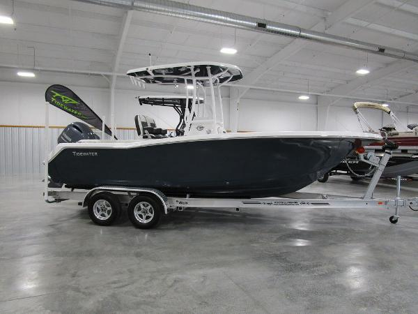 2021 Tidewater boat for sale, model of the boat is 220 LXF & Image # 1 of 48