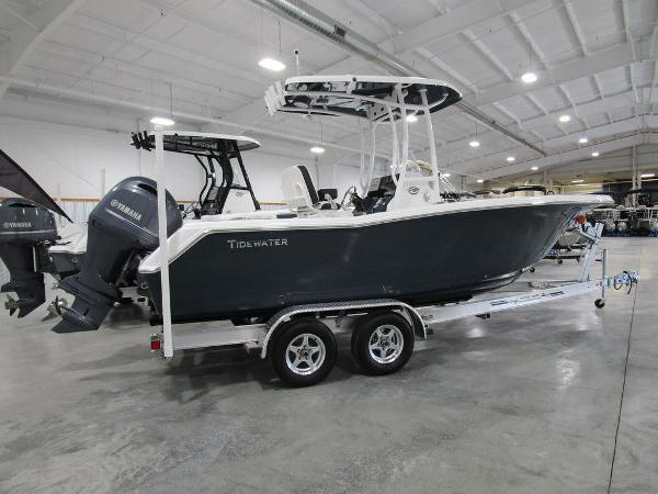 2021 Tidewater boat for sale, model of the boat is 220 LXF & Image # 3 of 48