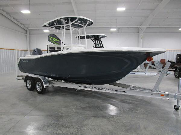 2021 Tidewater boat for sale, model of the boat is 220 LXF & Image # 5 of 48